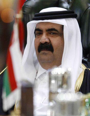 Emir du Qatar