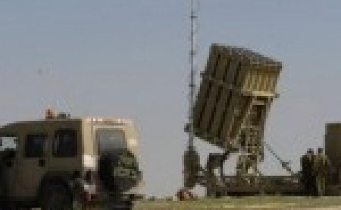 Israël déploie son bouclier antimissile près de Jérusalem (AFP)