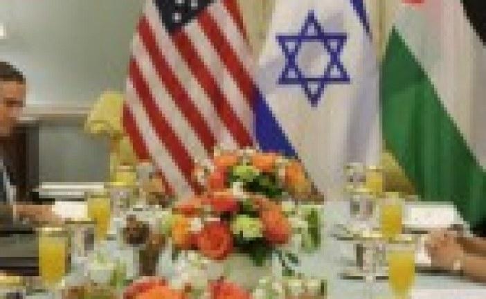 Les Etats-Unis veulent accélérer les négociations israélo-palestiniennes
