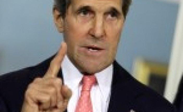 Une délégation ministérielle arabe rencontrera Kerry à Rome dimanche