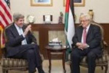 Kerry a demandé à Abbas d'»intensifier» le dialogue israélo-palestinien