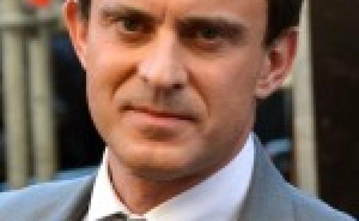 Valls, «le plus bel impresario de Dieudonné»