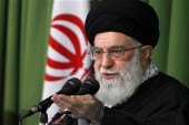 Le leader iranien Tweet une image montrant le président américain en train de se suicider.