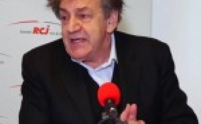 Alain Finkielkraut réagit aux propos du président du Crif