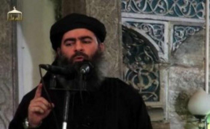 Irak: Le chef du groupe armé État islamique, Abou Bakr Al-Baghdadi, a été sérieusement blessé