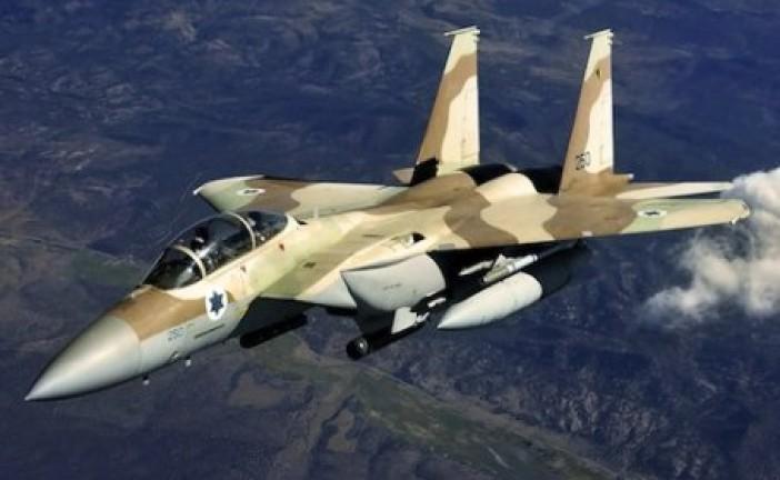 Des avions israéliens ont mené plusieurs raids au nord de Damas pendant la nuit du jeudi au vendredi