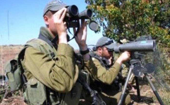 Quatre combattants tués à la frontière syrienne par l'armée israélienne (sources sécuritaires)