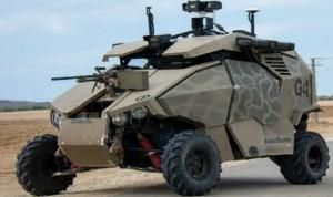 Israël: L'armée israélienne se lance sur un nouveau concept de robots dans la bataille avec Tsahal