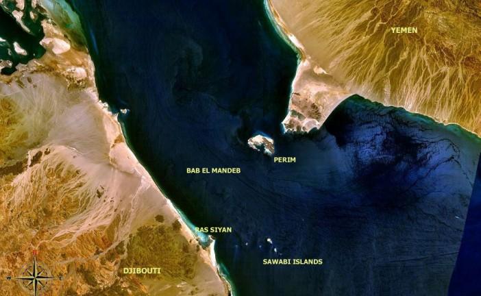 Deux navires de guerre iraniens à l'entrée du détroit stratégique de Bab el Mandeb