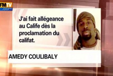 [Vidéo] Source police : Coulibaly voulait tuer des enfants juifs et non la policière