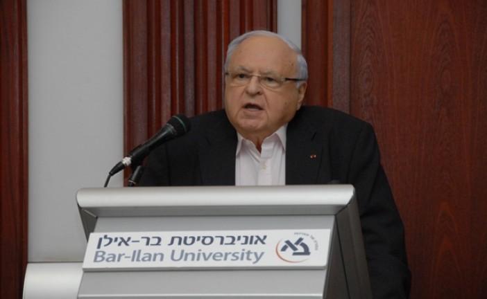 Décès du diplomate israélien qui a joué un rôle clé dans la paix avec l'Égypte