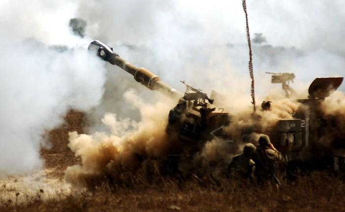 Deux obus explosent sur le Golan: conséquence des combats côté syrien