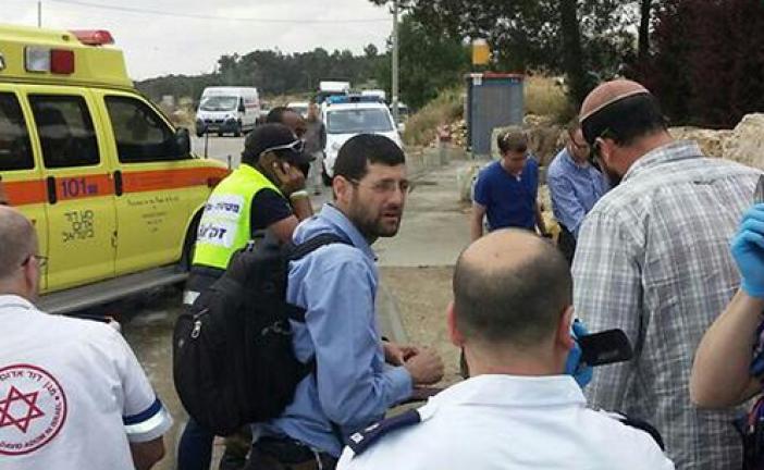 Un Palestinien blesse trois Israéliens avec son véhicule en Cisjordanie