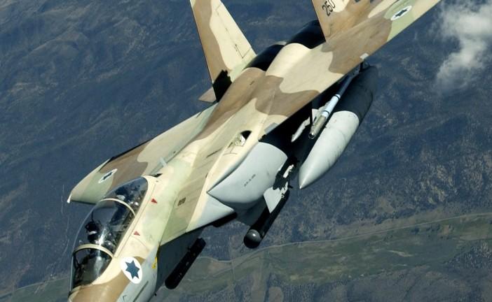 Frappes aériennes israéliennes à Gaza après un tir de roquette