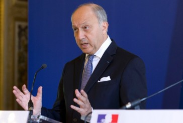 Israël/Palestine: « pas question d'imposer une solution », rétorque Fabius à