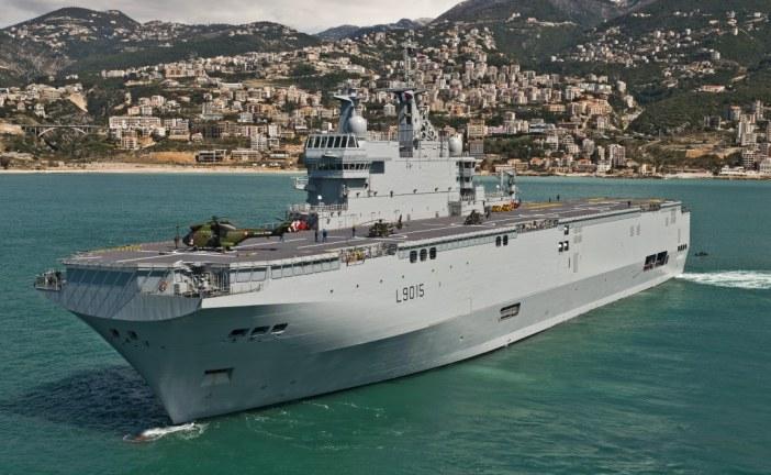La France voudrait revendre les Mistral à d'autres pays. A Israël ?