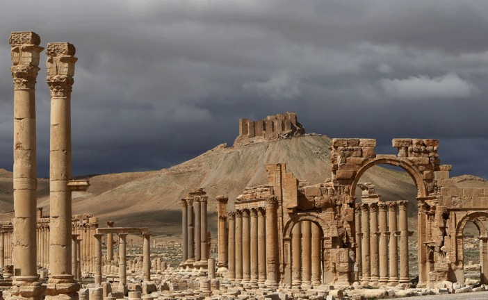Syrie: l'EI entre dans Palmyre, un de ses chefs tué par des commandos américains