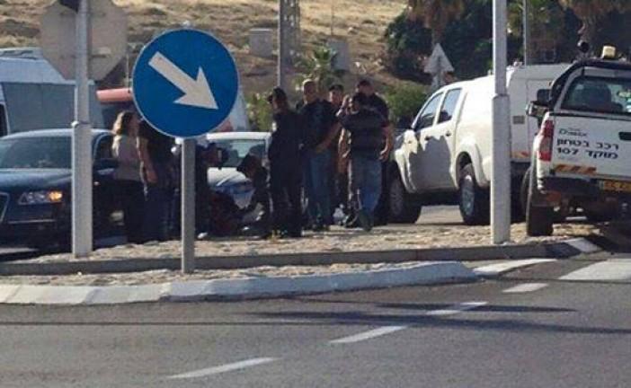 Israel : Attentat au couteau en Judée Samarie
