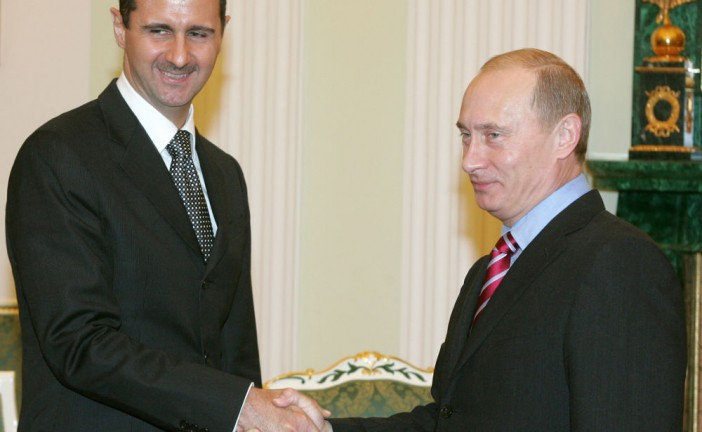 La Russie se démarque du régime d'Assad et semble abandonner la Syrie à son sort