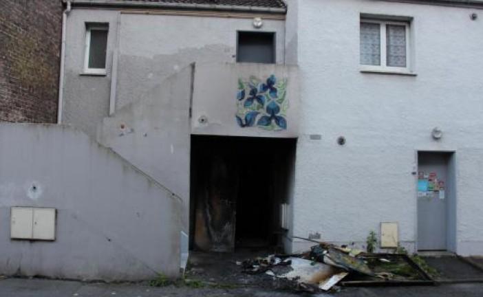 Un appartement brûle ce jeudi 21 Mai à Lille : Encore  un acte Antisémite commis  par des ….. !!!