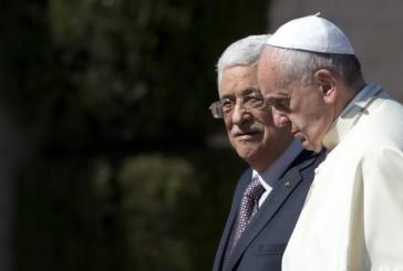 Israël «regrette» l'accord du Vatican avec «l'Etat de Palestine»