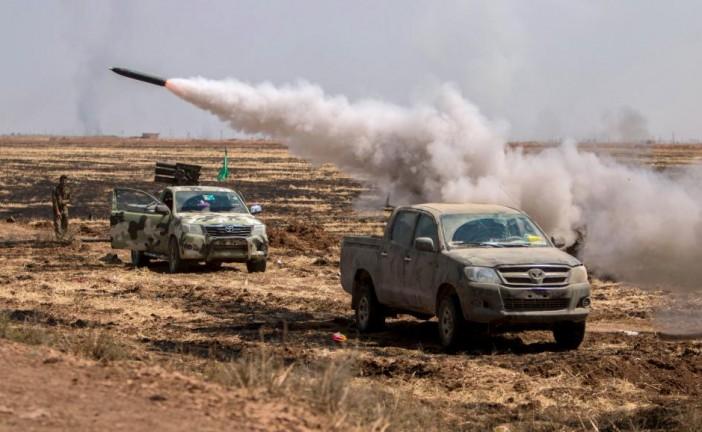 L'EI perd une nouvelle localité au profit des Kurdes dans le Nord syrien