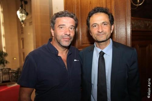 Alain Sayada et  Paul Fitoussi