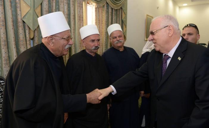 Israël n'aidera pas militairement les Druzes de Syrie