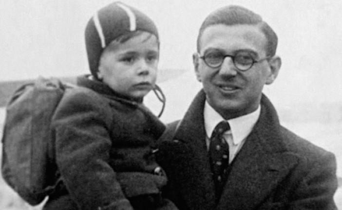 Mort de Nicholas Winton, le « Schindler britannique »