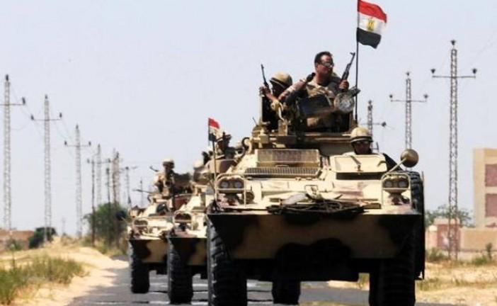 Dans le Sinaï, « c'est la guerre » entre l'Egypte et l'Etat islamique