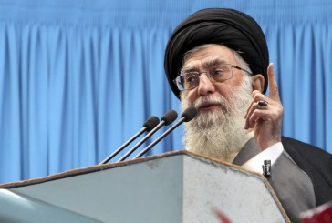 La vidéo du Guide Suprême Iranien menaçant l'état d'Israël !