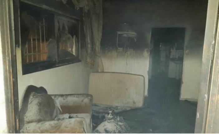 Un bébé brûlé lors d'un incendie volontaire en Judée-Samarie: Netanyahou rassemble les responsables sécuritaires.