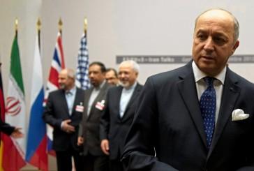Laurent Fabius en visite à Téhéran: » il y a des choses à faire ensemble»