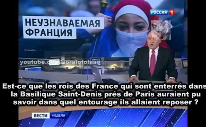 A regarder  et Partager sans modération «Cette vidéo visible en Russie mais  interdite en France ???