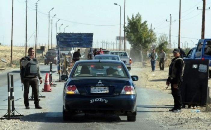Tsahal en état d'alerte à la frontière du Sinaï.