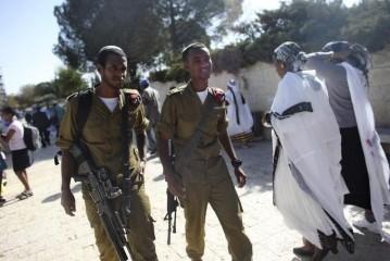 Les familles de 500 soldats éthiopiens Israéliens seront ramenées en Israël.
