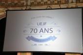 UEJF fete ces 70 ans par Alain Azria  pour Israël Actualités