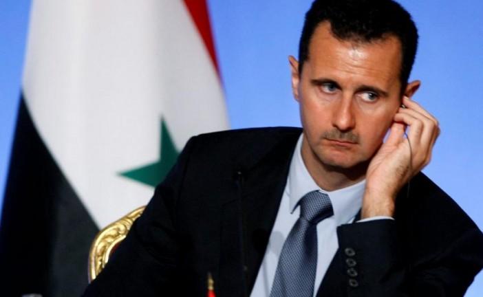 Les  heures du président Bachar El Assad sont-elles comptées «l' Etat Islamique dans les rues de Damas»