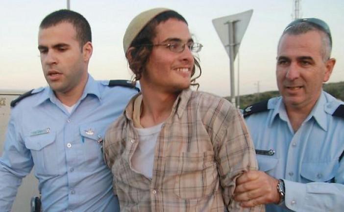 Violences anti-palestiniennes: arrestation d'un chef (Meïr Ettinger) d'une Organisation Juive en Judée Samarie