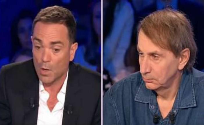 [Vidéo]ONPC: Yann Moix, prend position pour Michel Houellebecq contre Ariane Chemin, journaliste du Monde