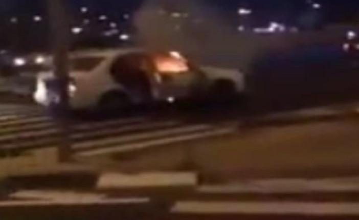 Video de l'attentat perpetré  contre une femme Juive dans sa voiture Lundi Soir à Jérusalem