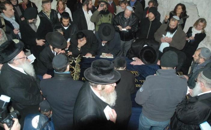 Israël déjoue une attaque contre des civils israéliens au tombeau de Joseph