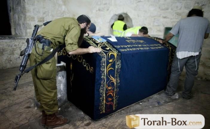 Des terroristes palestiniens ont tenté de brûler le Tombeau de Yossef Hatsadik