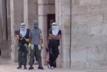 Vidéo: affrontements au Mont du Temple avant les fêtes.