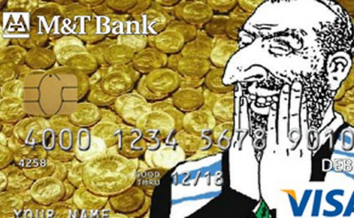 Une carte de crédit antisémite en Norvège !