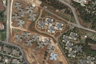 Des images satellites dévoilent des bâtiments en forme de croix gammée en Italie !
