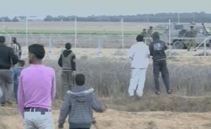 Tsahal ouvre la frontière Israélienne pour deux familles gazaouies.