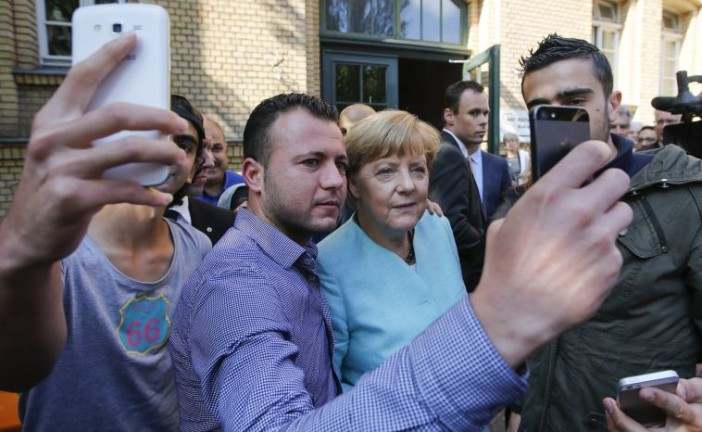 Les communautés juives d'Allemagne et d'Autriche inquiètent du potentiel antisémitisme des réfugiés.