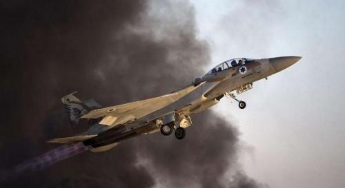 Raid de l'aviation israélienne sur Gaza