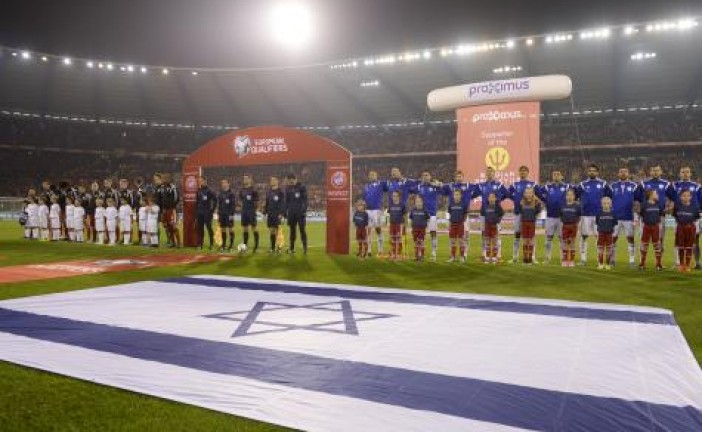 18 personnes ont été arrêtées en marge du match Belgique-Israël